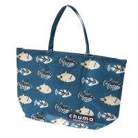 Chuma Bags Extra Large Tote Bag - Fish Photo
