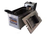 Sonifer Deep Fryer Stainless Steel Single Tank Deep Fryer Photo