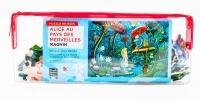 Soul Puzzles Puzzle Michèle Wilson - Alice in Wonderland - 100 Big Pieces Photo