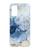 Hey Casey ! Protective Case for Samsung S20 - Royal Azure Photo