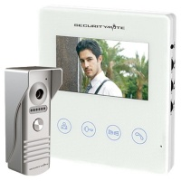 Securitymate Colour Video Door Phone 7-Inches Photo