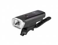 ROCK USB Rechargeable Front Bike Light LED Waterproof with 4 Light Mode Options Photo