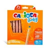 Carioca 3in1 Baby Crayons Photo