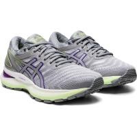 ASICS Women's GEL-NIMBUS 22 Running Shoes -White Photo