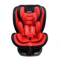 CUDO Redeem Baby Car Seat - Red & Black Photo