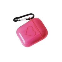 Rappid Transparent Flurecsent Charging Case Cover Compatible AirPods Pro 3 Photo