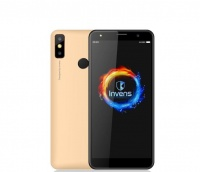 """Invens UNO Gold 5.5"""" Display Cellphone Cellphone Photo"""