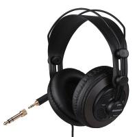 Samson SR850C Professional Studio Reference Headphone Single-Black Photo