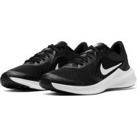 Nike Downshifter 10 - Big Kids' Running Shoe - Black / White Photo