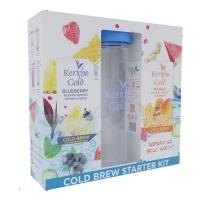 Kericho Gold Cold Brew - Mango & Blueberry Starter Kit Photo