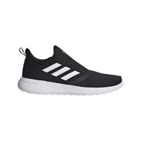 adidas Men's Lite Racer Slipon - Black Photo