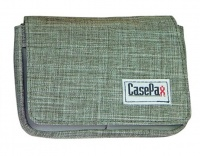 Casepax Case Pax Pouch for Mobile or Power Bank or Hard Drive - Grey Photo