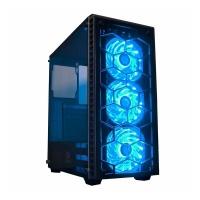 Redragon Diamond Storm Pro EATX Mid-Tower ARGB Gaming Chassis - Black Photo