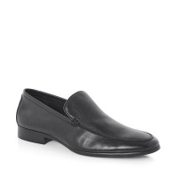Green Cross GX & Co Men Formal Slip-on Shoe - Black 71930 Photo