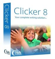 Cricksoft Clicker 8 Literacy Software Photo