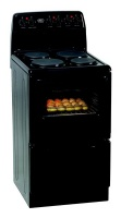 Defy - DSS 506 500 Series Electric Stove - Static - Black Photo