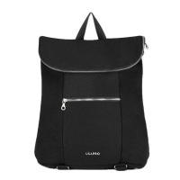 USA Pro Ladies Yoga Backpack - Black [Parallel Import] Photo