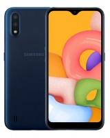 Samsung Galaxy A01 16GB - Blue Cellphone Cellphone Photo