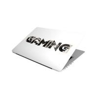 Laptop Skin/Sticker - Gaming Photo