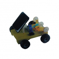 Scientific Experiment Set - Lunar Rover Photo