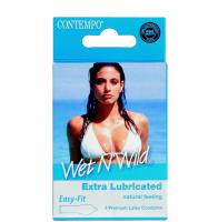 Contempo Condoms Wet 'n Wild Photo
