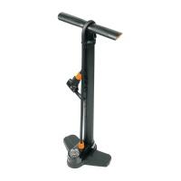 SKS Germany SKS Floor Pump for Bikes Multivalve AIR X-PRESS 8.0 Black Photo
