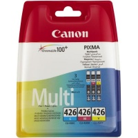 Canon CLI-426 Original Multipack C M Y Ink Cartridge Photo