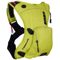 USWE Outlander 3L Yellow Hydration Backpack 1.5L Hydration Bladder MTB Photo