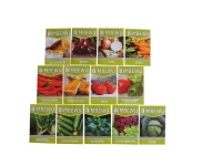 Vegetable Seed - 13 pack - The Spring and Summer Collection Photo