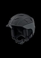 Picture Omega Helmet - Black Photo