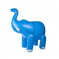 MB Extra Large inflatable Elephant water sprinkler. Photo