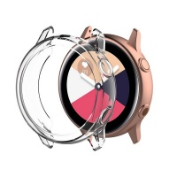 Funki Fish Soft TPU Edge Cover for Samsung Active Watch - Clear Photo