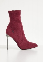 Women's Plum Honey boot - burgundy Photo
