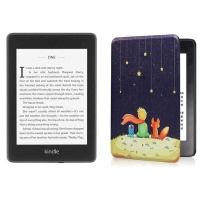 Kindle Paperwhite 10th Gen Wi-Fi With S/O 8GB - Boy & Fox Cover Bundle Photo