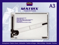 Rolfes Technical Drawing Board A3 MATRIX Photo