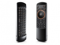 Zoweetek Wireless Keyboard Air Mouse IR Remote And Mic Photo