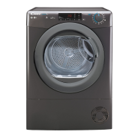 Candy Smart Pro 9kg Condenser Anthracite Tumble Dryer Class B Wi-fi BT Photo
