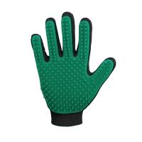 Pet Grooming Brush Glove Photo