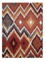 Kristal Home Textiles Milano Carpet Red 120cm x 170cm Photo