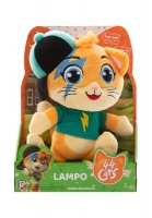 44 Cats Plush With Music - Lampo Photo
