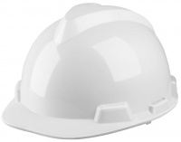 Total Tools Safety Helmet - White Photo
