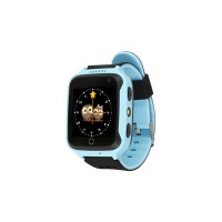 MnM - Q529 Kids GPS Smart Watch - GPS LBS HD Touch SOS Torch Cellphone Cellphone Photo