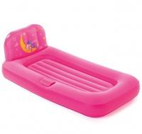 Bestway 1.32m x 76cm x 46cm Dream Glimmers Comfort Airbed Pink Photo