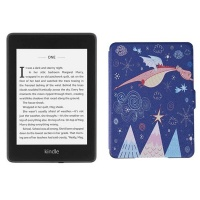 Kindle Paperwhite 10th Gen Wi-Fi With S/O 8GB - Dragon Cover Bundle Photo