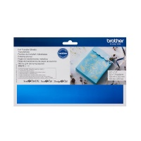 Brother CAFTSBLU1 - ScanNCut Blue Foil Transfer Sheets Photo