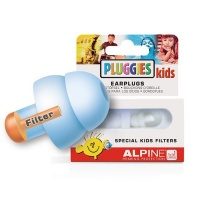 Alpine Single Filter Earplugs Pluggies for Kids Photo