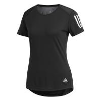 adidas - Women's Own The Run Tee - Black Photo