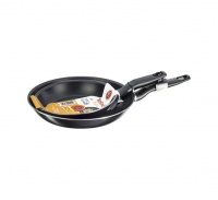 Tefal 2 Pack Non-Stick Frying Pan Set 20cm 26cm with Thermo-Spot Technology Photo