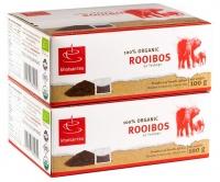 Khoisan Tea 100% Organic Red Rooibos 2 x 100g Packs Photo