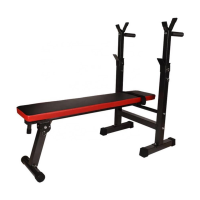 Barbell Exercise Weight Bench Photo